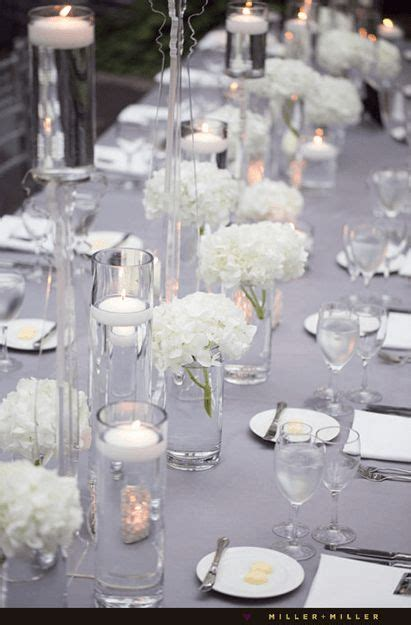 silver and white table centerpieces 17 best ideas about white silver wedding on
