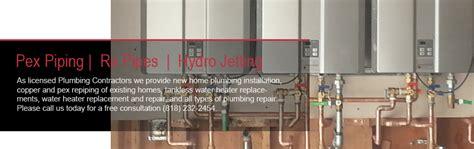 Plumbing Company Los Angeles by Hurtado S Plumbing Inc Los Angeles Plumber Plumbing