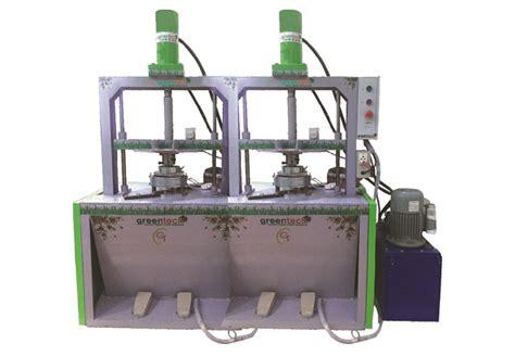 Paper Plate Machine Manufacturers - hydraulic paper plate machine manufacturers in chennai