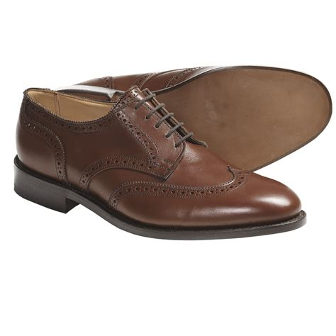 leather shoes tricker s whitman wingtip shoes oxfords leather for in beechnut