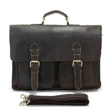 laptop bags leather leather laptop bag leather document briefcase bagswish