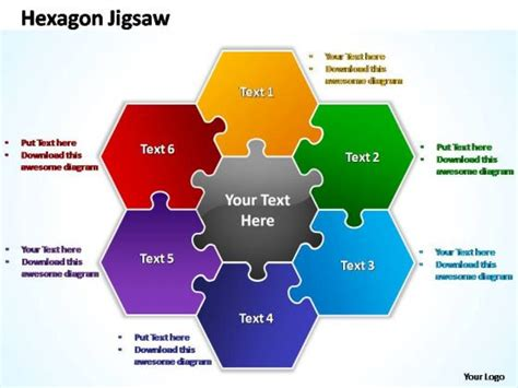 jigsaw templates for powerpoint add quot all pieces of the puzzle quot 183 issue 22 183 v squared v