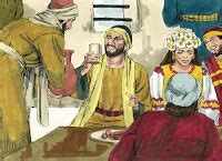 The Wedding At Cana Nkjv by Bible For Jesus And His Miracles