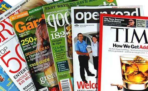 imagenes de revistas informativas las revistas una opci 243 n efectiva para la publicidad