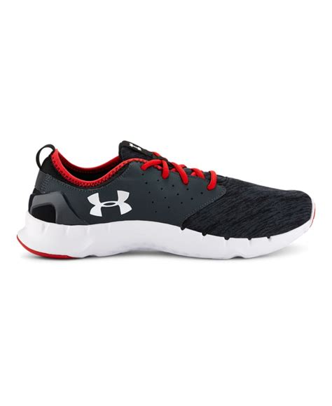 armour athletic shoes mens armour flow twist running shoes