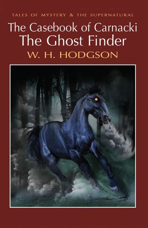 the ghost finder the sf site featured review the casebook of carnacki the