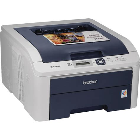 Printer Laser Color hl 3040cn digital color printer with networking hl3040cn