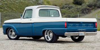 custom 65 ford f100 based on design by mike miernik