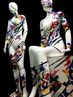 Cours De Bricolage Pour Femmes 936 by Painted Mannequins For Acme Hotel Installation
