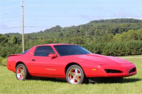 car manuals free online 1992 pontiac firebird electronic toll collection purchase used 1992 pontiac firebird formula 350 tpi automatic red 68k original miles hard top in