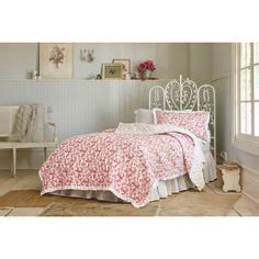 Mesin Quilting Comforter 1000 images about simply shabby chic on