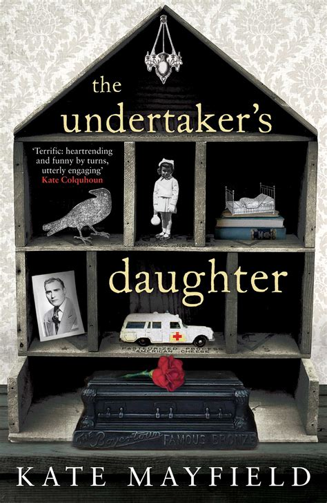 the undertaker s books kate mayfield official publisher page simon schuster au