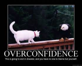 Room Escape Game Online - life quotes funny inspirational quote about overconfidence and the picture of the cat