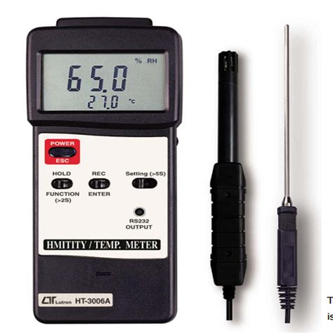 Thermocouple Probe Untuk Thermo Meter harga jual lutron ht 3006a digital humidity meter temperature