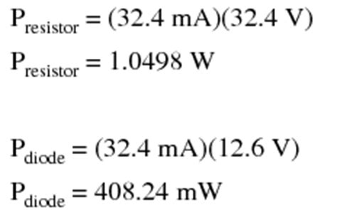 diode power dissipation calculation lessons in electric circuits volume iii semiconductors chapter 3