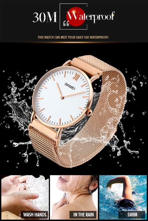 Jam Tangan Digital Pria Skmei Waterproof Anti Air 1206 Pink skmei jam tangan pria milanese magnetic stainless steel 1318 gold jakartanotebook