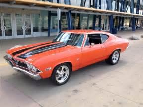 1968 Chevrolet Chevelle Ss 1968 Chevrolet Chevelle Ss Custom 2 Door Coupe 157420