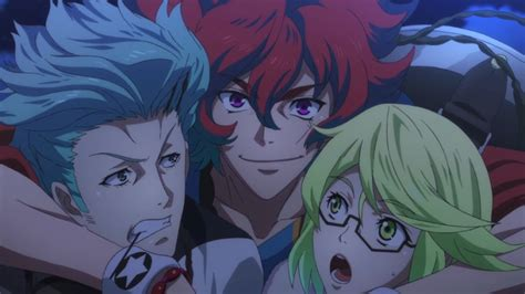anime info bakumatsu rock first impressions random access geekery
