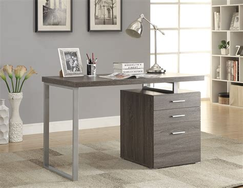 writing desk with file drawer grey writing desk with file drawer shop for affordable