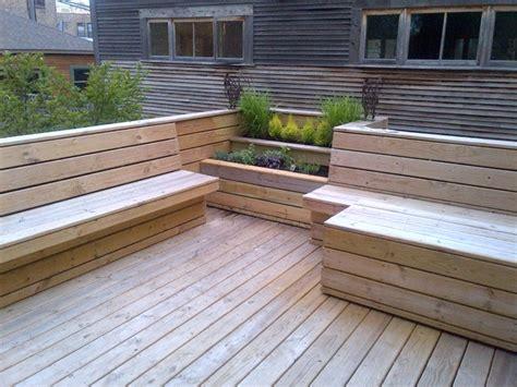 Highline Patios Contemporary Deck Design Built Contemporary Deck