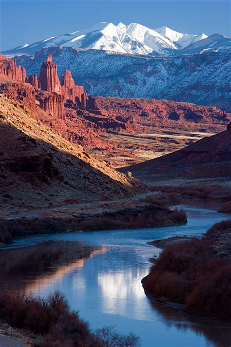 fisher towers image moab utah picture