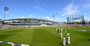 about surrey county cricket club kia oval