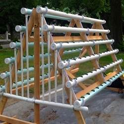 Build Vertical Hydroponic Garden How To Grow 168 Plants In A 6 X 10 Space With A Diy A