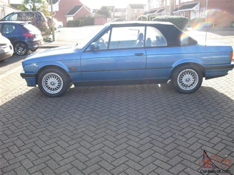 1995 bmw 318i convertible for sale 1992 bmw 318 i convertible blue