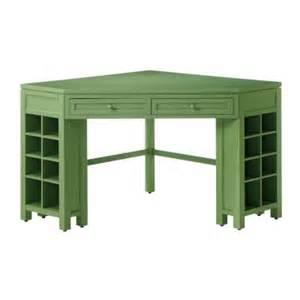 Corner Craft Desk Martha Stewart Living Rhododendron Leaf Corner Craft Table 0795200600 The Home Depot