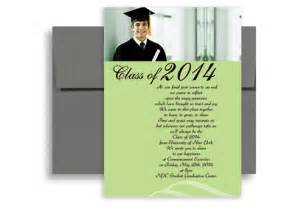 graduation invitation exles