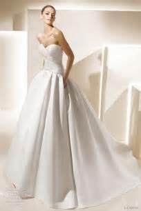 La sposa wedding dresses 2012 glamour bridal collection wedding