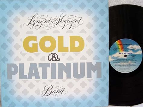 Cd Lynyrd Skynyrd Gold lynyrd skynyrd gold and platinum records lps vinyl and cds musicstack