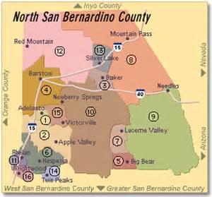 california high desert map taxi