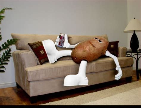 lazy couch potato couch potatoes may be genetically predisposed to being