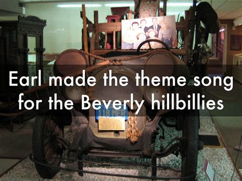 theme song beverly hillbillies earl scruggs by hunter browning