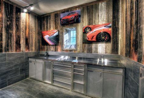 Garage Wainscoting Ideas by Top 70 Best Garage Wall Ideas Masculine Interior Designs