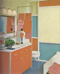 1960s bathroom decorating 1960 s bed and bath