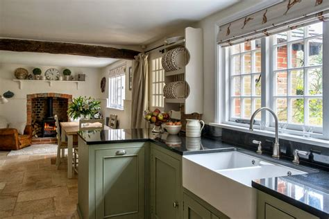 Country Green Kitchen Cabinets modern country style modern country kitchen and colour scheme