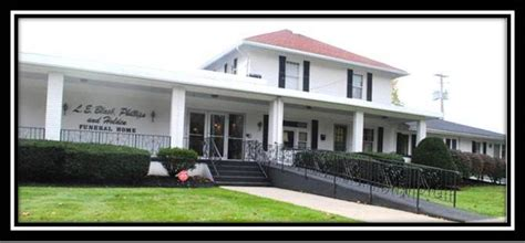 l e black phillips holden funeral home inc