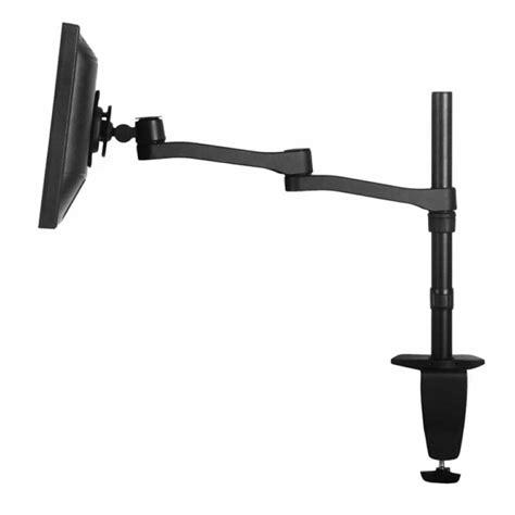 articulating monitor desk mount avf tilt and turn series articulating arm monitor desk