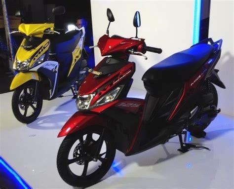 2015 Yamaha Mio M3 Cw baru yamaha mio m3 125 blue kredit
