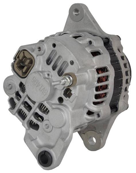 alternator fits  holland skid steer loader ls lx    ebay
