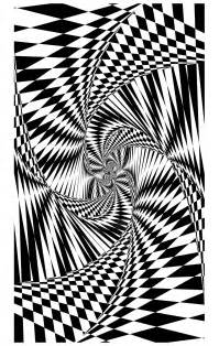 psychedelic 1bis psychedelic coloring pages for adults