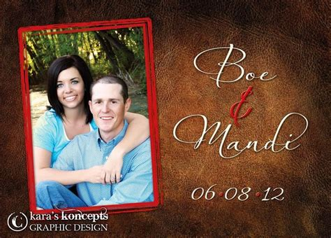 Wedding Announcement Graphics by 17 Best Images About Photo Wedding Invitations On