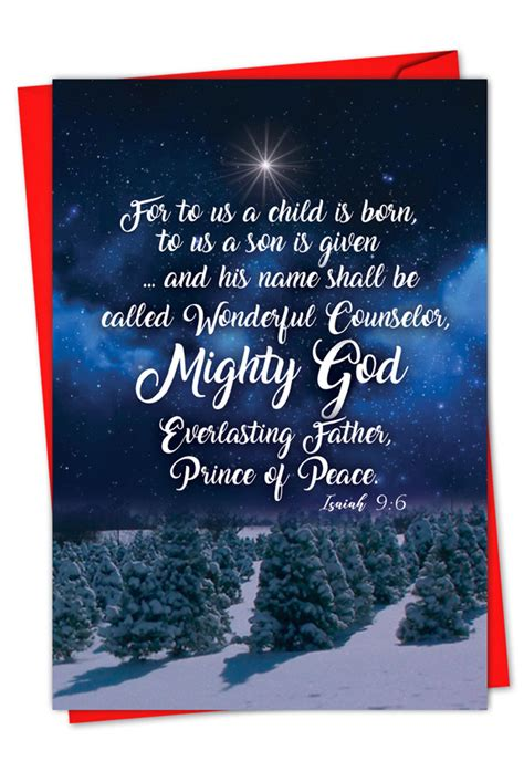 christmas quotes isa  stylish christmas card