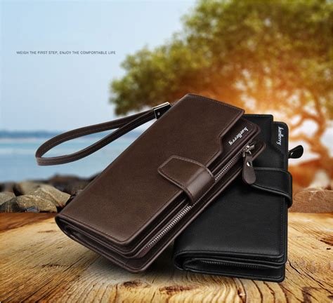 Terbaik Korean Travel Clutch Dompet Banyak Multifungsi Model Clutch heng sheng dompet kulit model panjang black jakartanotebook