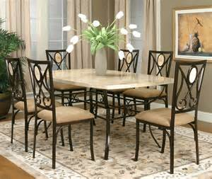 Marble Dining Room Set by Marble Top Dining Room Sets Marceladick Com