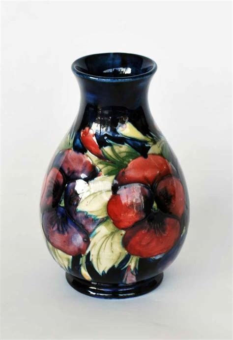 Moorcroft Vase Prices by William Moorcroft Pottery Vase Decorative Arts