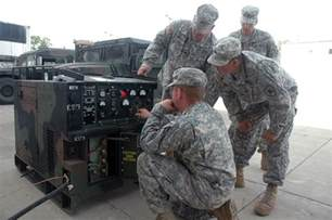 Equipment Repairer by Army 91d Power Generation Equipment Repairer
