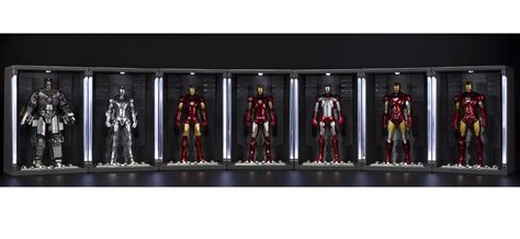 sh figuarts iron man mark figure hall armor